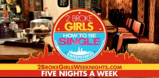 2BrokeGirlsWeekNights.com 2 Broke Girls How To Be Single Sweepstakes