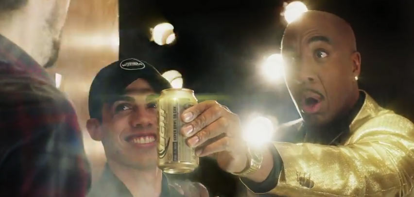 Bud Light Golden Delivery Minibar Sweepstakes TV Commercial