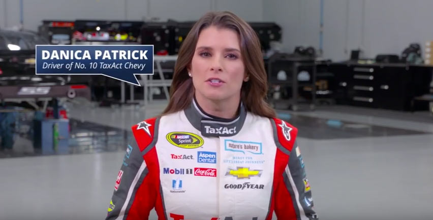TaxAct Race To Your Refund Sweepstakes TV Commercial