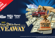 Price Chopper Bags2Riches Game 2017