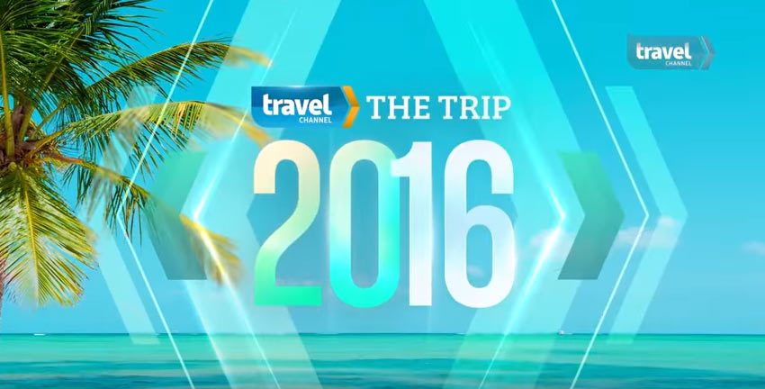 Travel Channel The Trip 2016 Sweepstakes