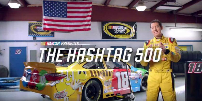 hashtag500 Kyle Busch