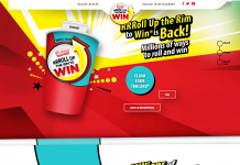 RollUpTheRimToWin.com Roll Up The Rim To Win 2016