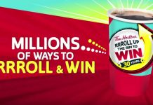Roll Up the Rim to Win TV Commercial
