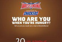 WWE #HungryForManiaSweepstakes Tweets