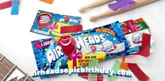 Airheads Epic Birthday TV Commercial