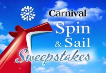 Wheel Of Fortune Carnival Spin & Sail Sweepstakes TV Commercial