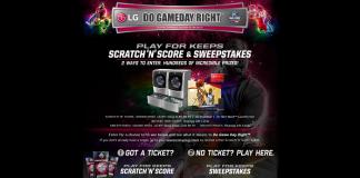 LGPlayForKeeps.com Scratch N' Score & Sweepstakes