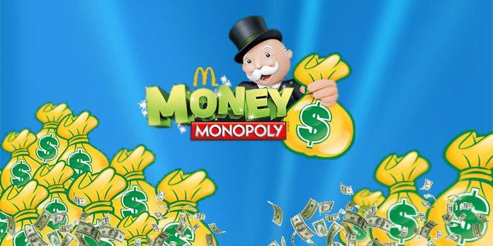 PlayatMcD McDonald's Monopoly 2016