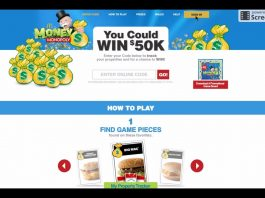Register For the McDonald's Monopoly 2016 At PlayatMcD.com