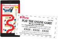 Tops Markets Monopoly 2016 Instant Win Online Game