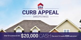 HGTV.com/CurbAppealSweepstakes - HGTV Curb Appeal Sweepstakes