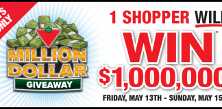 MillionDollarGiveaway.CanadianTire.ca - One Million Dollar Giveaway Presented by Canadian Tire
