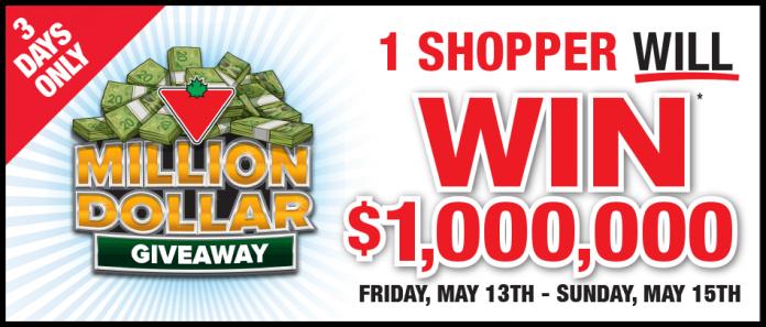 MillionDollarGiveaway.CanadianTire.ca - One Million Dollar Giveaway Presented by Canadian Tire