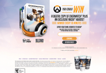 Win Overwatch At TacoBell.com