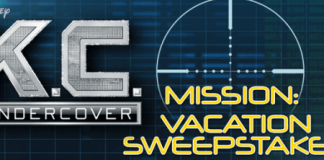 disneychannel.com/mission - Disney Channel Mission K.C.Undercover Sweepstakes