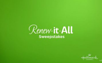 Hallmark Channel Renew It All Sweepstakes TV Commercial