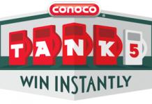 ConocoTANK5.com - TANK5 Instant Win Game 2016