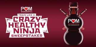 NBC.com/POM - Train Like a Crazy Healthy Ninja Sweepstakes