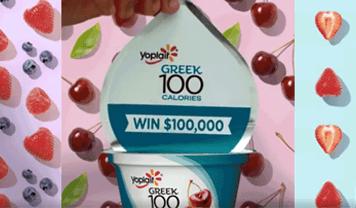 yoplait.com/100ways: Yoplait 100 Ways To Win