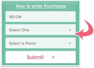 Yoplait 100 Ways flavor selector