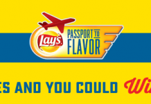 Lays Passport To Flavor Sweepstakes 2016 (Codes)