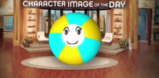 Live Kelly Go Animated Character Image Of The Day