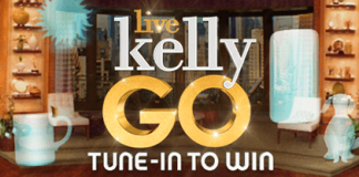 Live Kelly Go Tune-In To Win Giveaway 2016