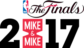 Mike And Mike NBA Finals Contest
