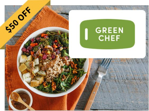 $500 Green Chef Gift Card