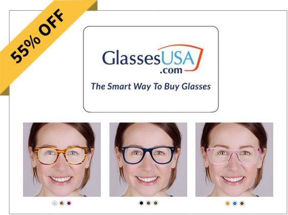 $500 GlassesUSA.com Gift Card