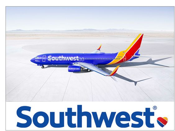 4 E-Passes from Southwest