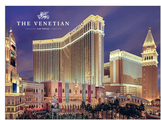 3-Day, 2-Night Stay at The Venetian Las Vegas