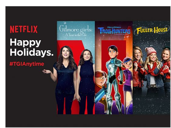 5-Year Netflix Subscription