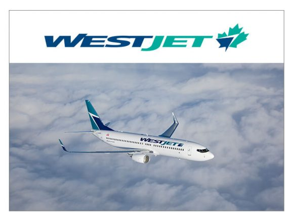 2 Round-Trip Tickets on WestJet to Toronto