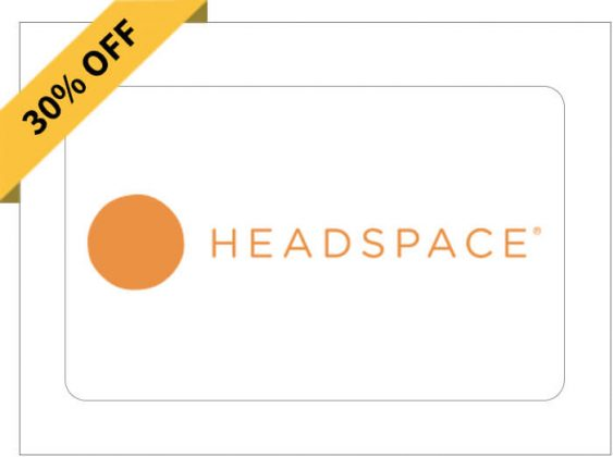 Headspace Lifetime Subscription and a $300 Visa Gift Card