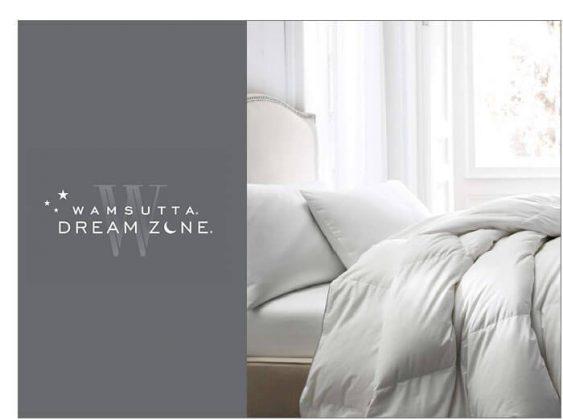 Wamsutta DreamZone Premium Down Comforter