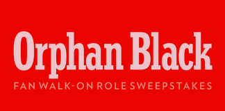 Orphan Black Fan Walk-On Role Sweepstakes (BBCAmerica.com/ILoveOrphanBlack)