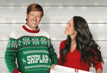 Fixer Upper Christmas Sweater Sweepstakes