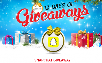 Ellen's 12 Days Of Giveaways: What Is Today's Snapchat Secret Code?