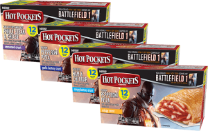 Flavor of Hot Pockets