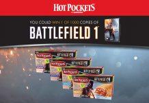Hot Pockets & Battlefield 1 Sweepstakes At HotPockets.com/BF1