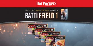Hot Pockets & Battlefield 1 Sweepstakes At HotPockets.com/BF1