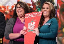 Sears Secret Santa Sweepstakes Wheel Of Fortune