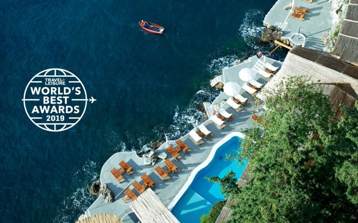 Travel + Leisure World's Best Awards Sweepstakes 2019 (TLWorldsBest.com)