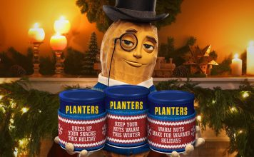 Planters Snack Sweaters Holiday Sweepstakes 2016 (PlantersSnackSweaters.Com)