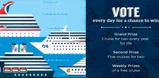 NBC's New Celebrity Apprentice Cruise Challenge Sweepstakes (ApprenticeCruiseChallenge.com)