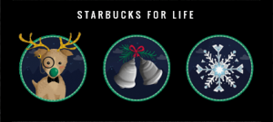 Starbucks For Life Game Pieces