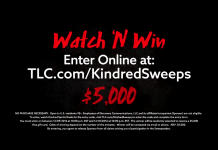 TLC Kindred Sweeps Secret Code