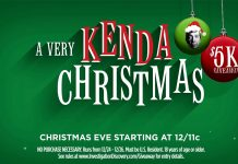 Very Kenda Christmas Giveaway 2017